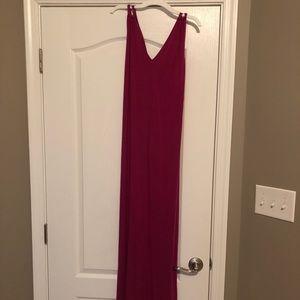 NWT Fuchsia Tobi Maxi Dress